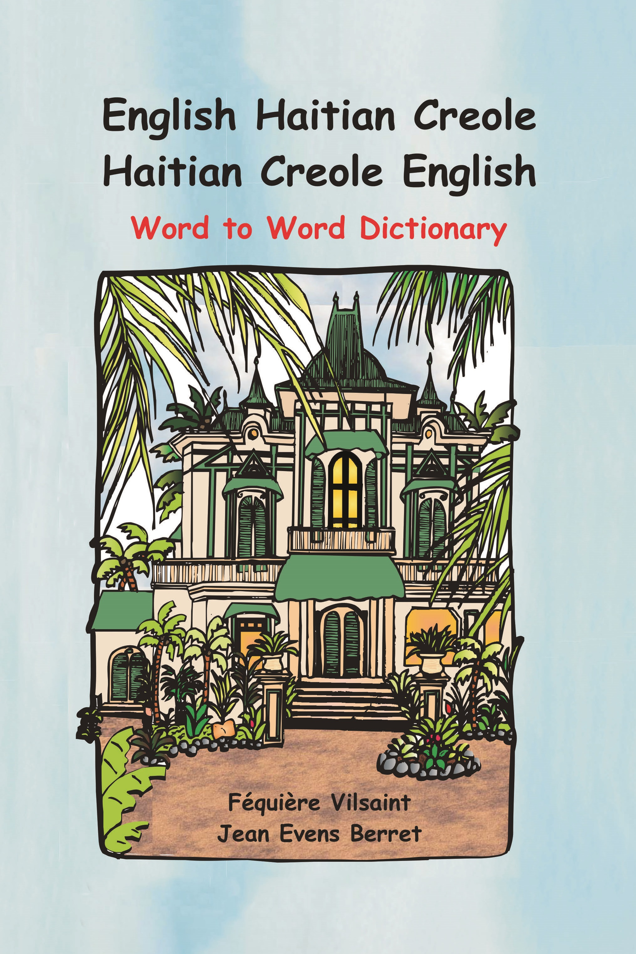 English Haitian Creole Word to Word Dictionnary