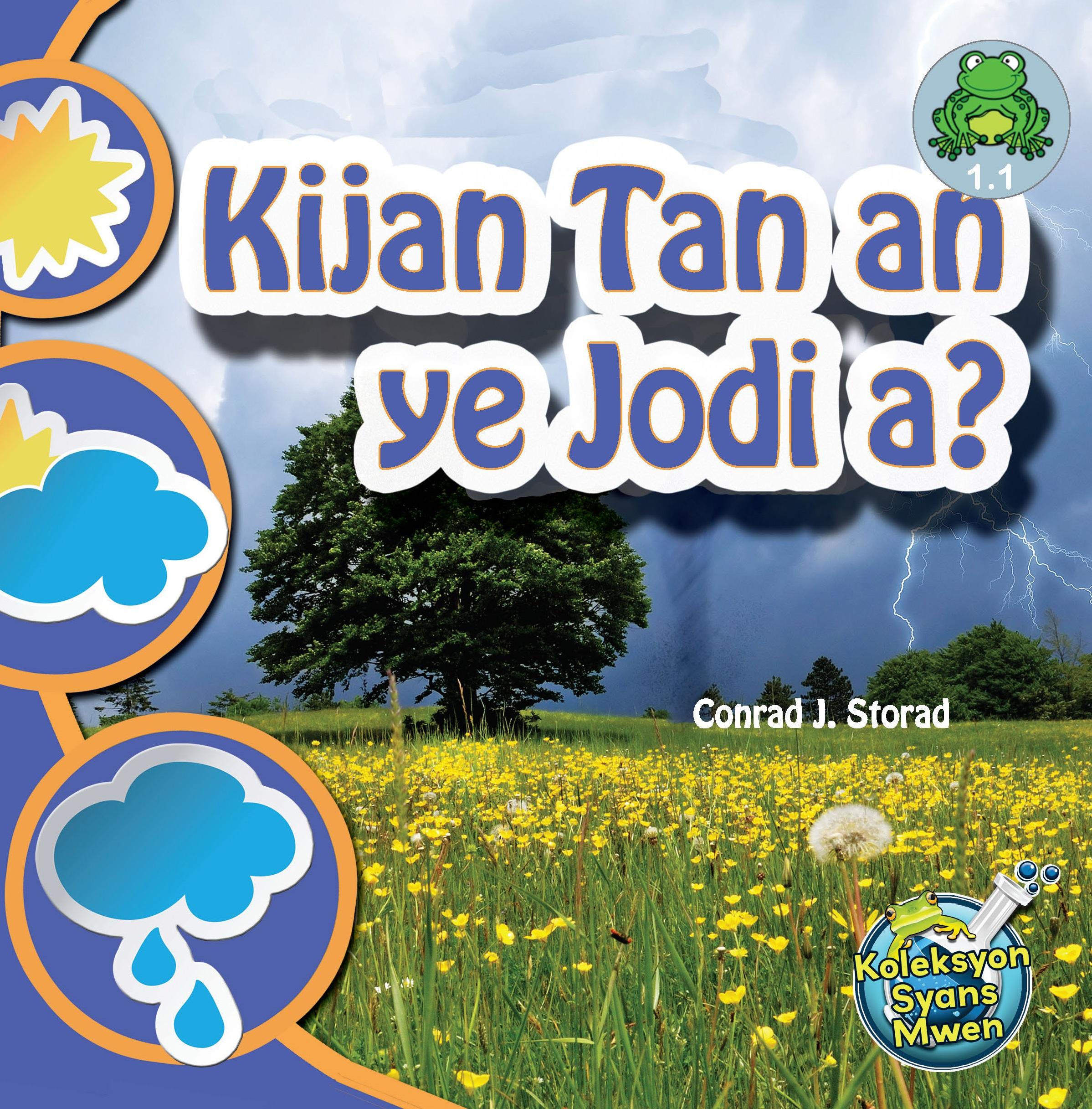 Kijan Tan An Ye Jodi A?