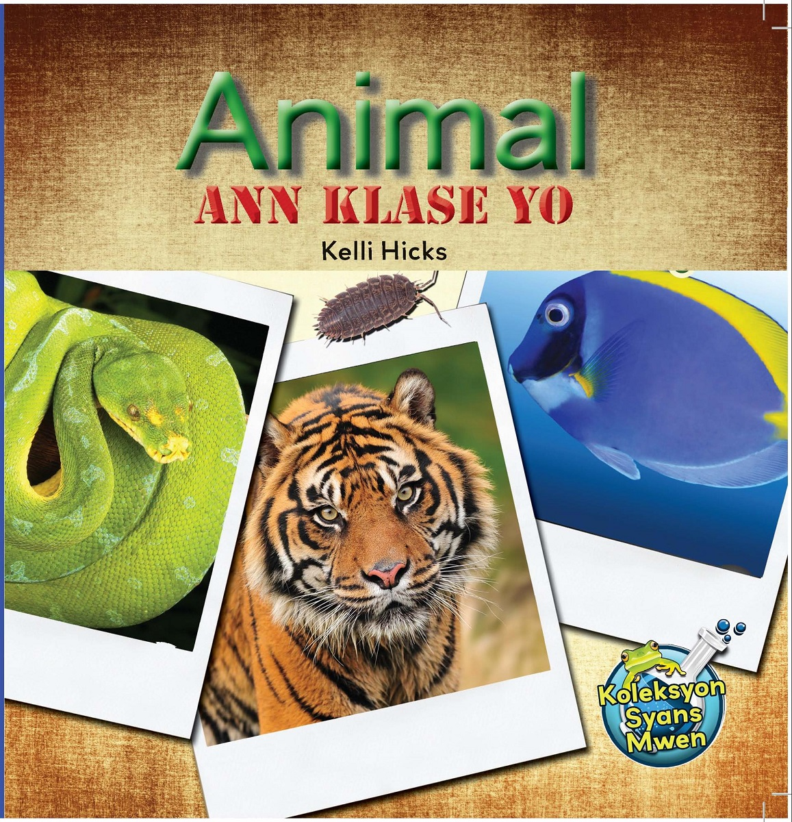 Animal Ann Klase Yo