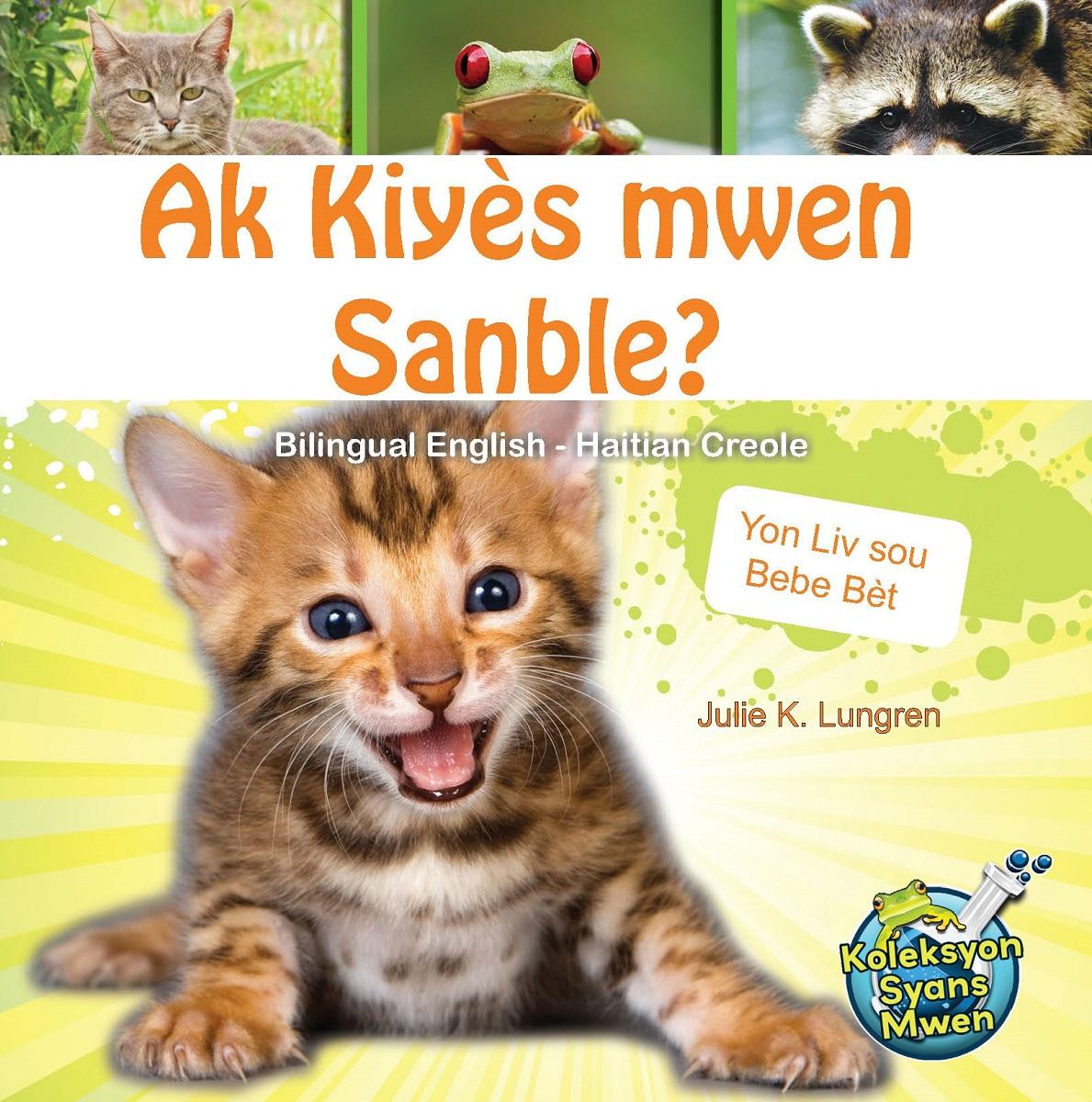 Ak Kiyès mwen Sanble?