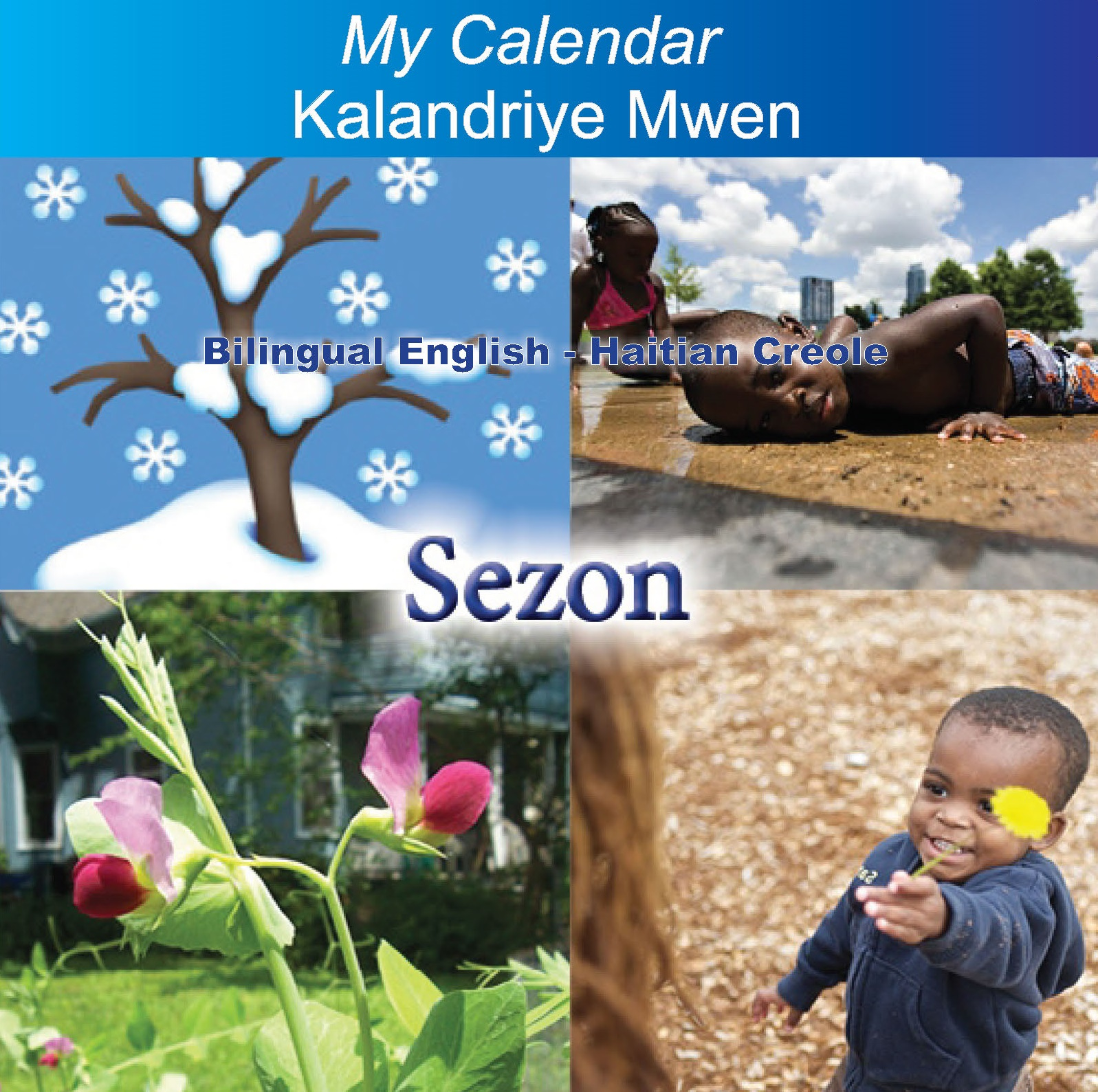 Sezon (Seasons Bilingual)