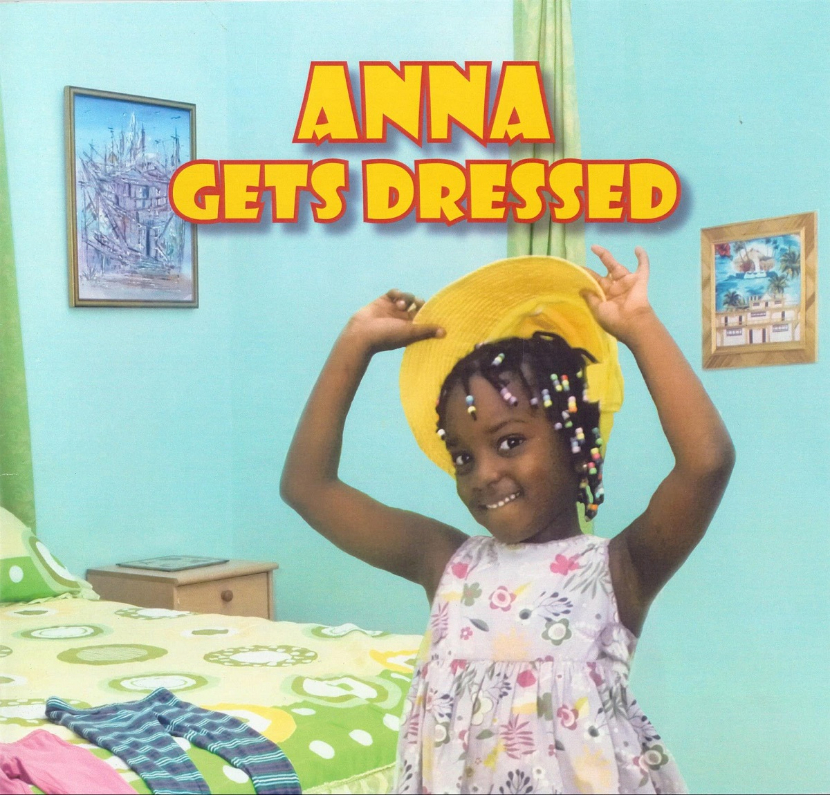 Anna Gets Dressed