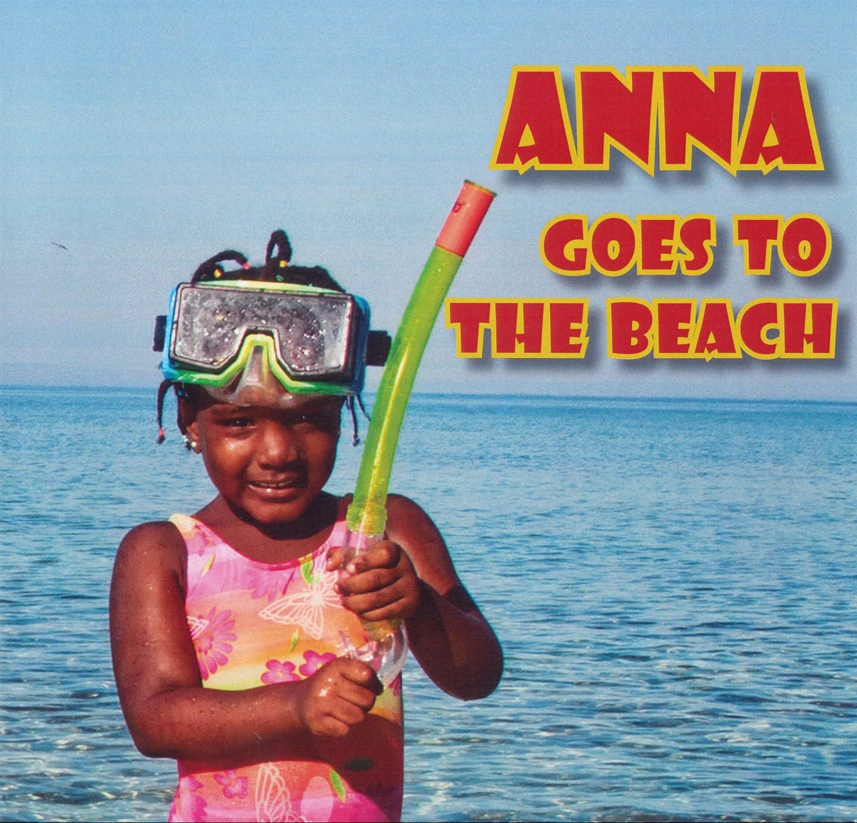 Anna Goes To The Beach