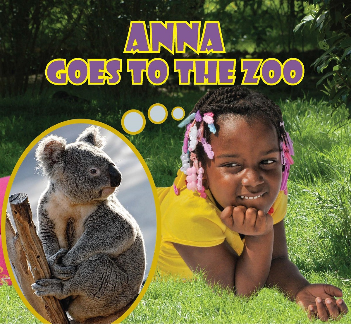 Anna goes to the zoo