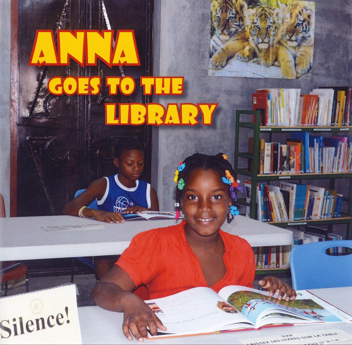 Anna Goes To The Library