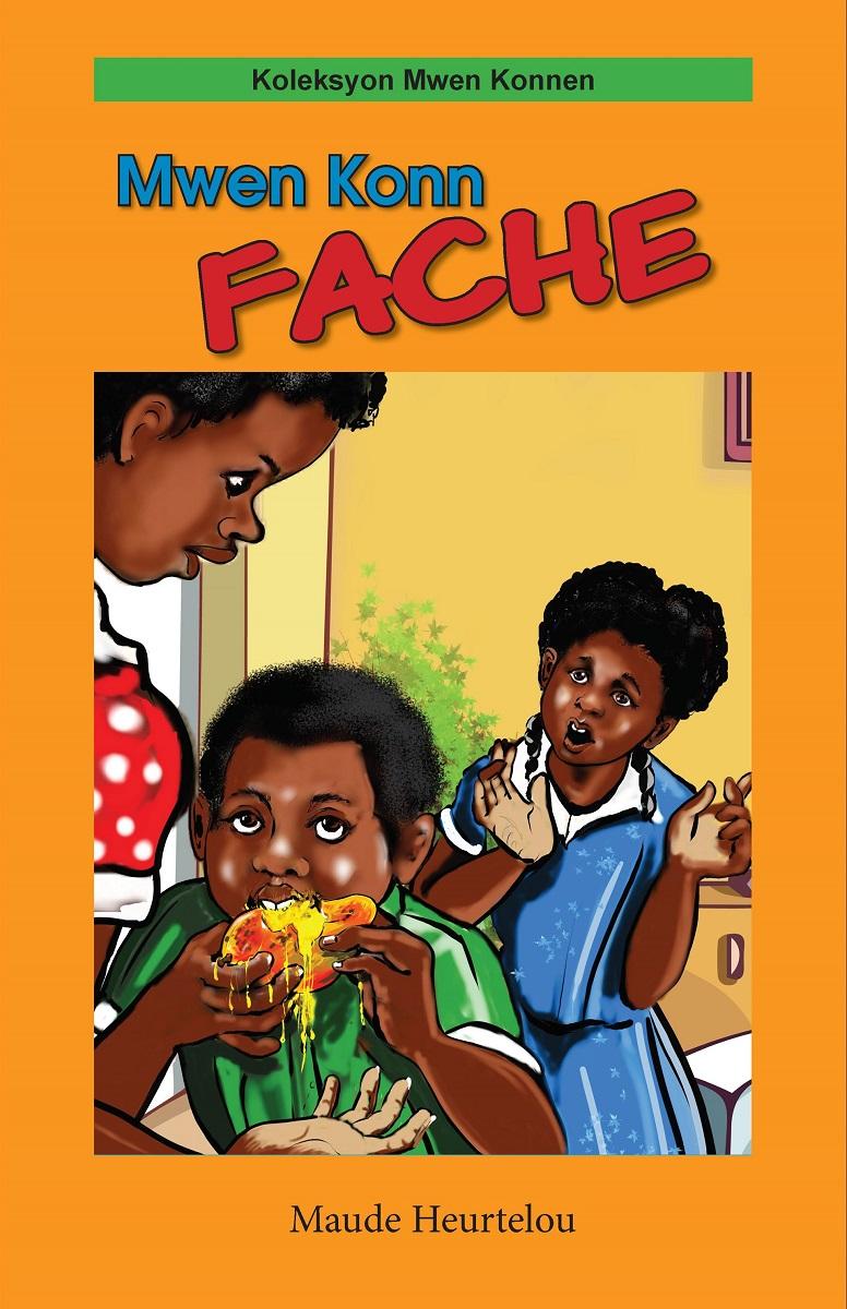 Mwen Konn Fache (Big Book)