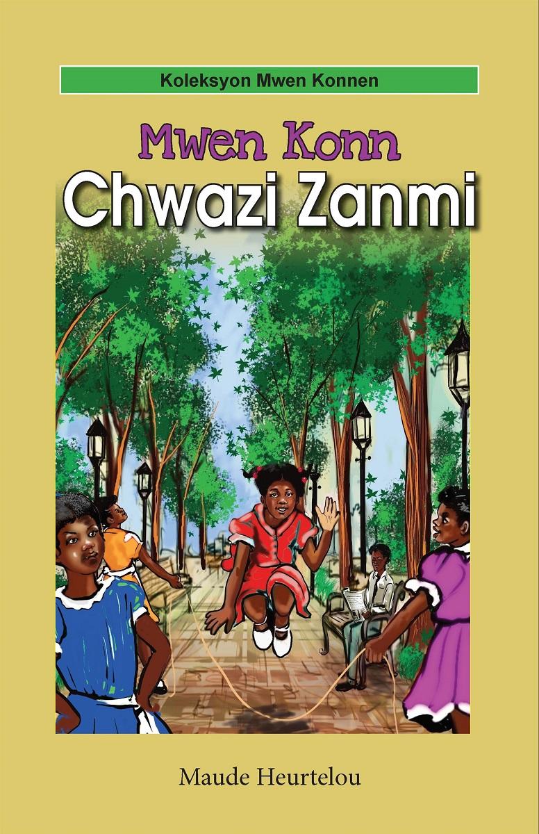 Mwen Konn Chwazi Zanmi (Big Book)