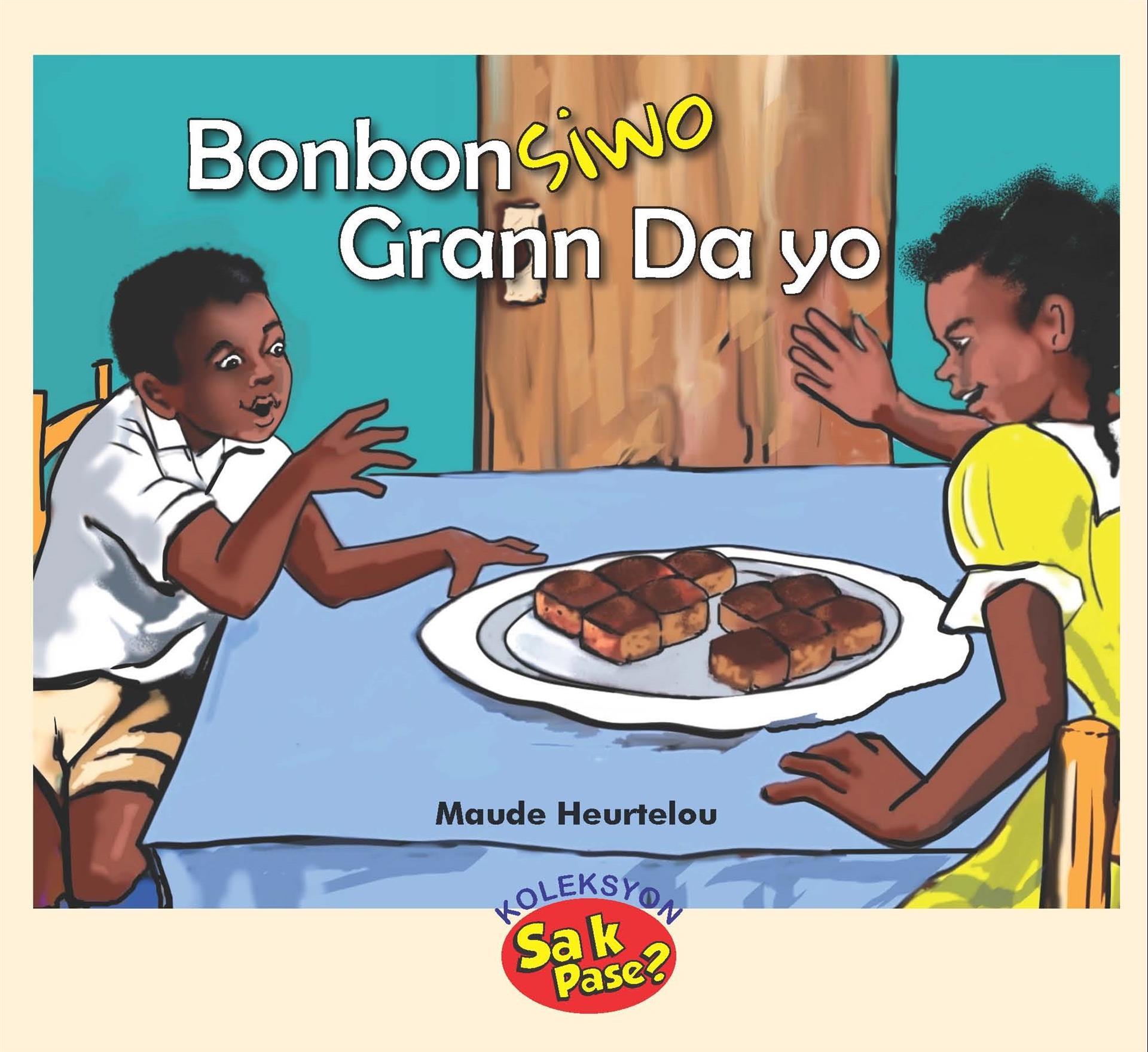 Bonbon Siwo Grann Da yo (Big Book)