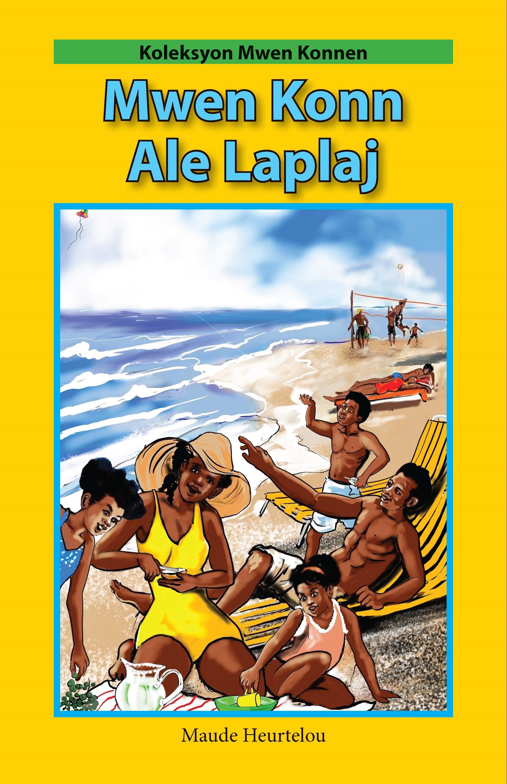 Mwen Konn Ale Laplaj (Big Book)