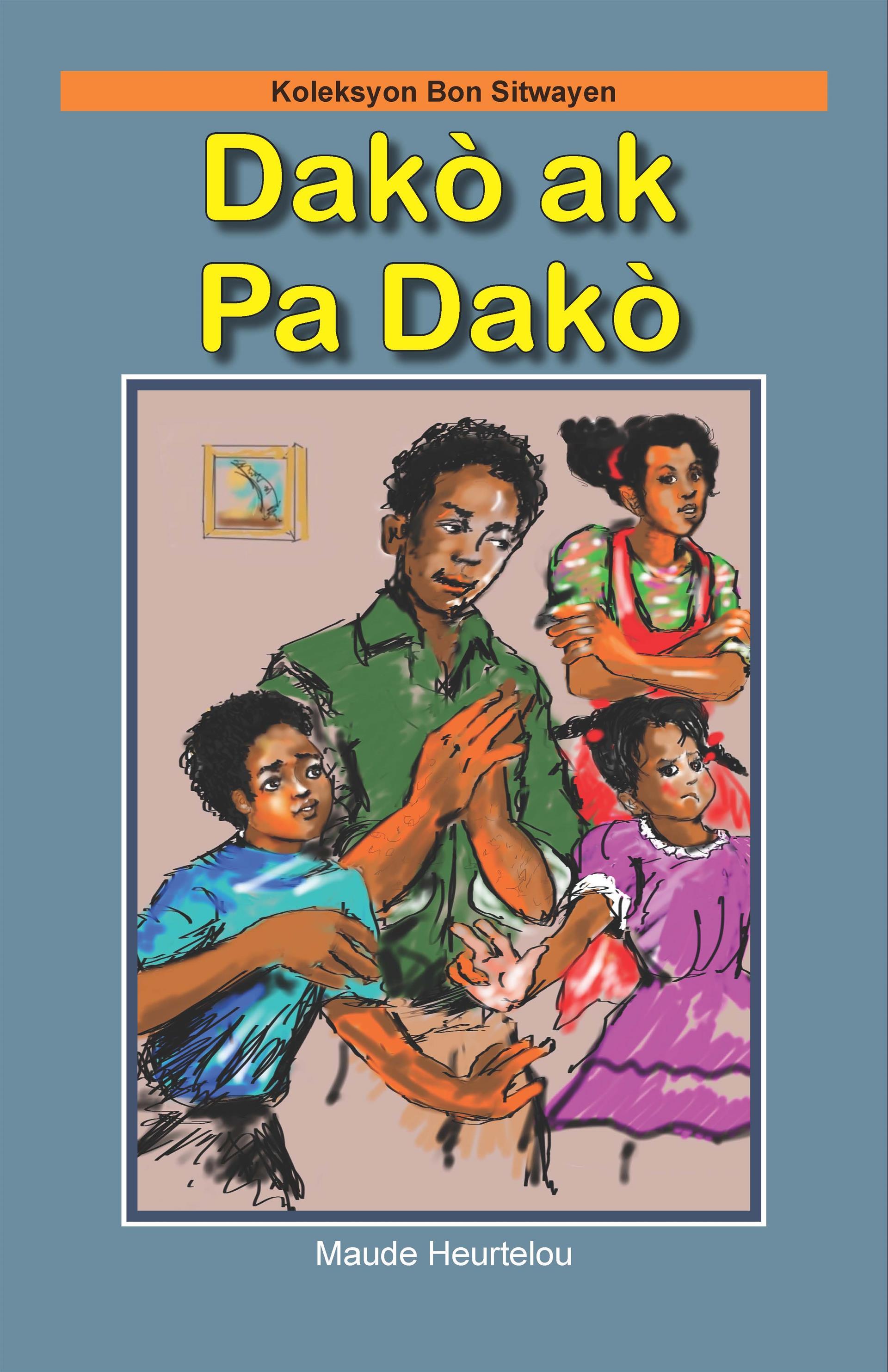 Dakò ak Pa Dakò (Big Book)
