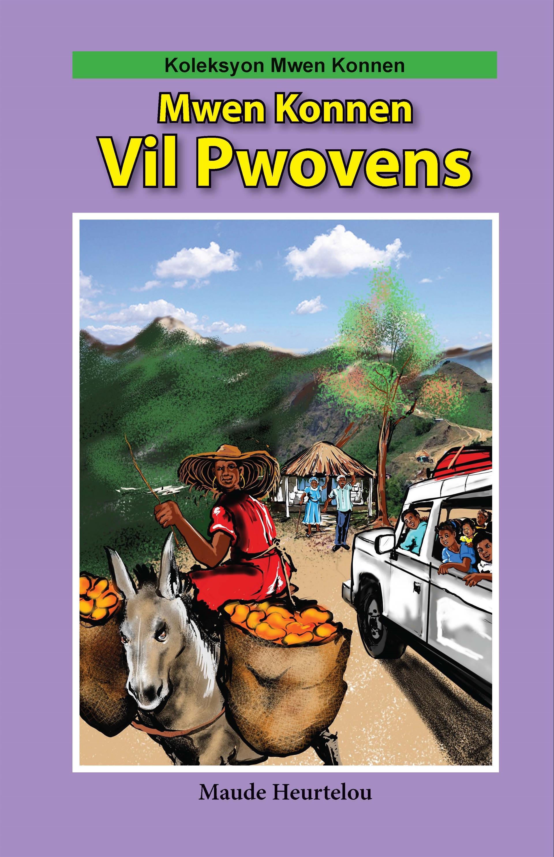 Mwen Konnen Vil Pwovens (Big Book)