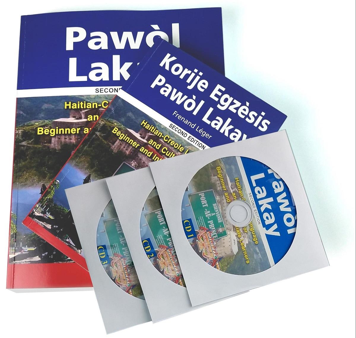 Pawòl Lakay (Book and CD)