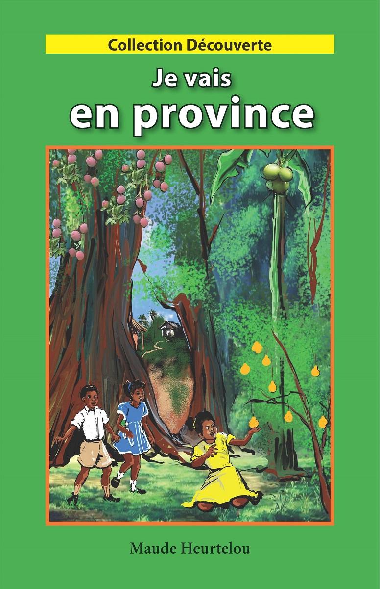 Je vais en province (Big Book)