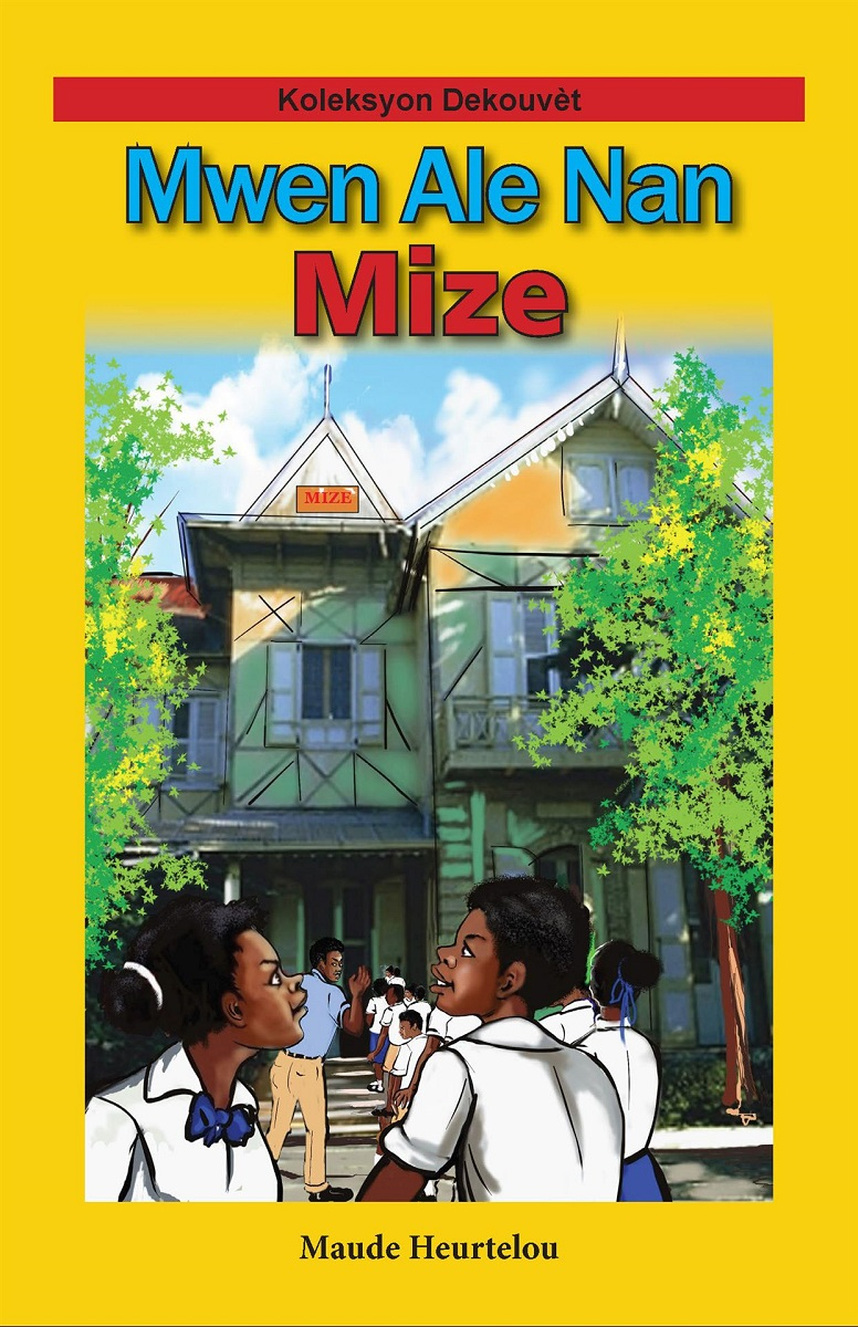Mwen ale nan mize (Big Book)