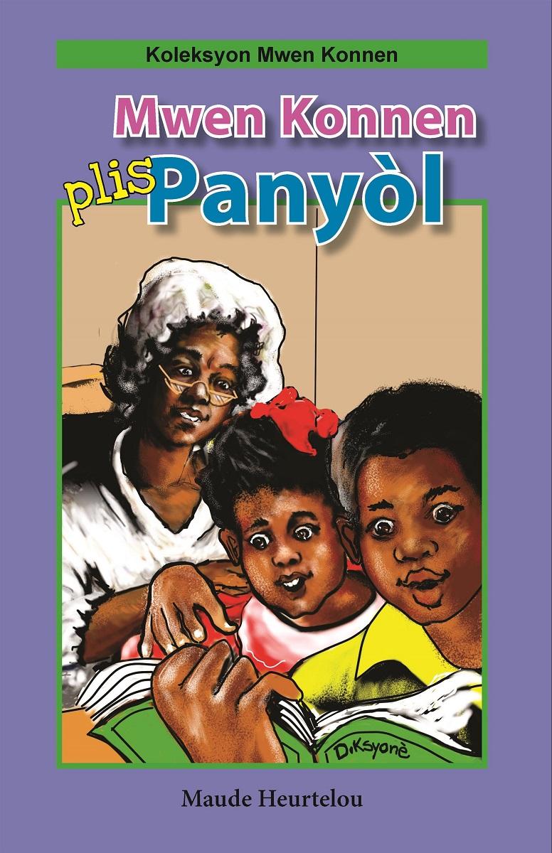 Mwen Konnen Pou Ki Sa Lalin Klere (Big Book)