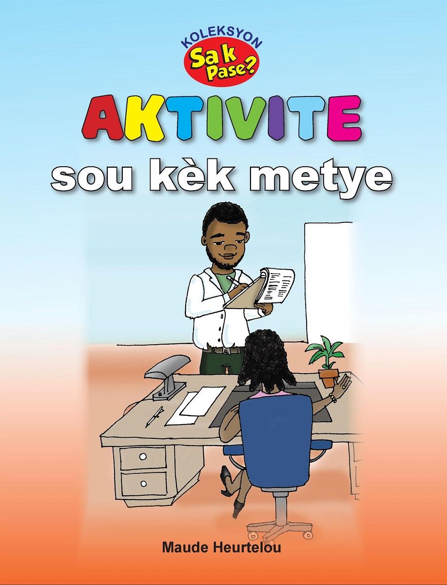 Aktivite sou kèk metye