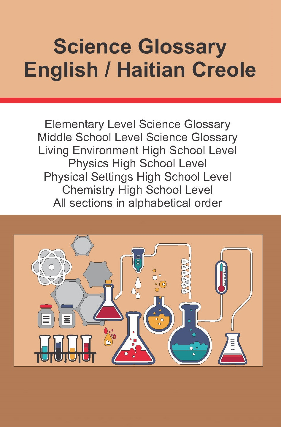 Science Glossary  English/Haitian Creole  Elementary, Middle School and High School Level