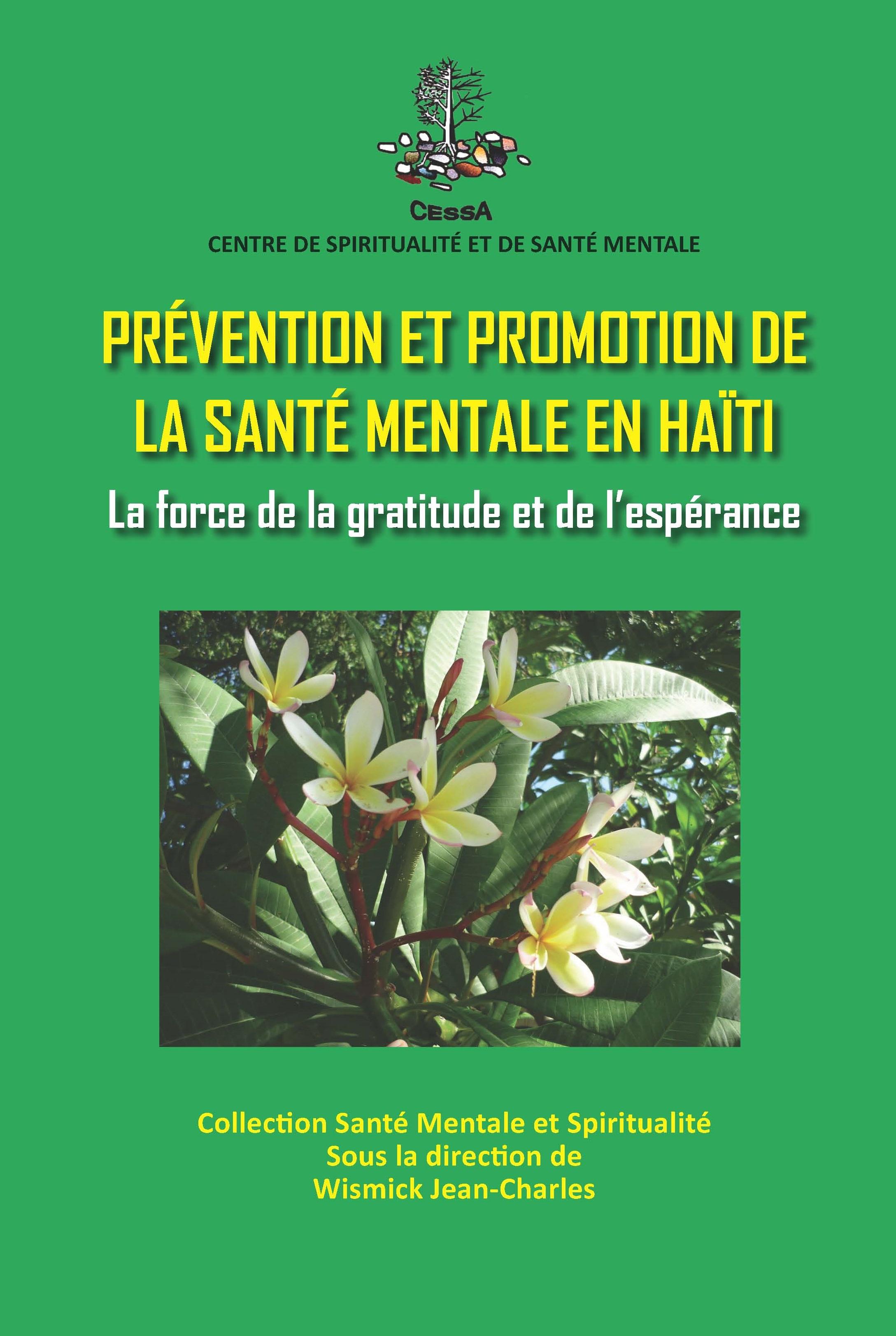 Prévention et Promotion de la Santé Mentale en Haïti