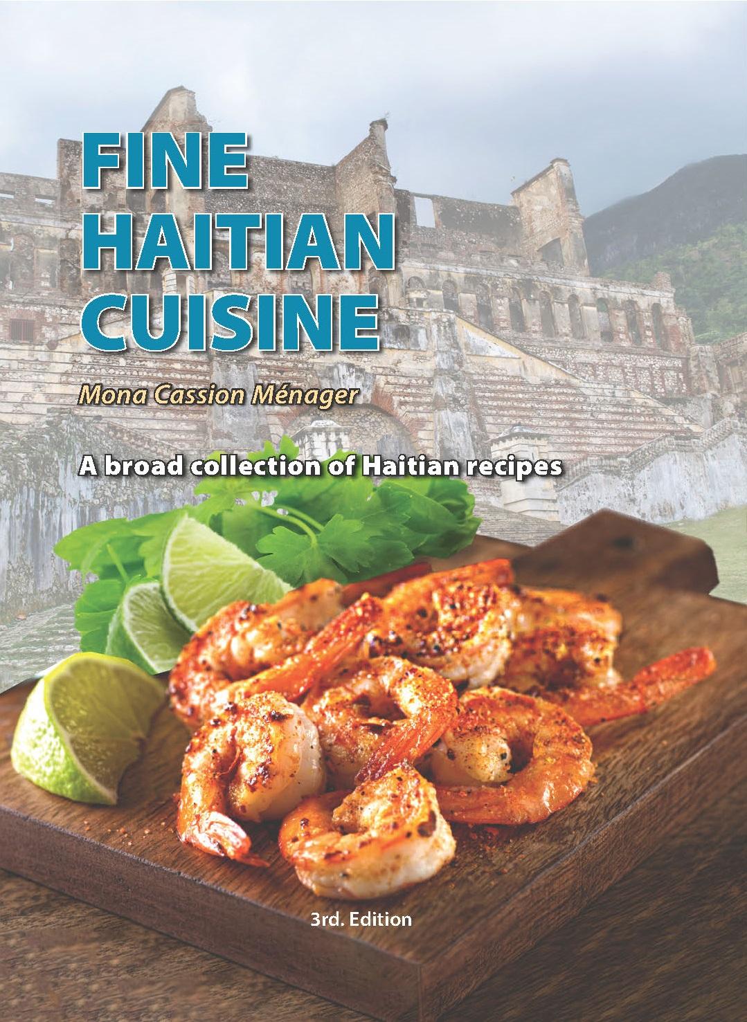 Fine Haitian Cuisine Hardcover