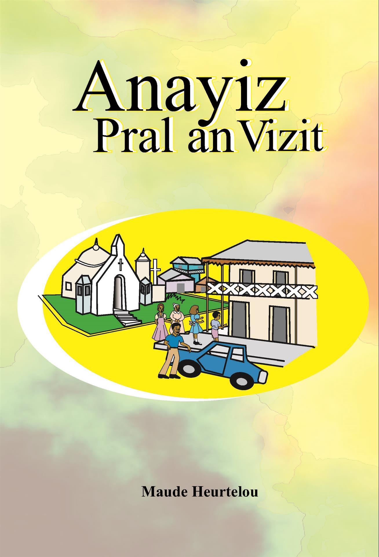 Anayiz Pral An Vizit/ Visits / CD only