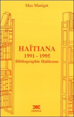 Haitiana 1991  - 1995