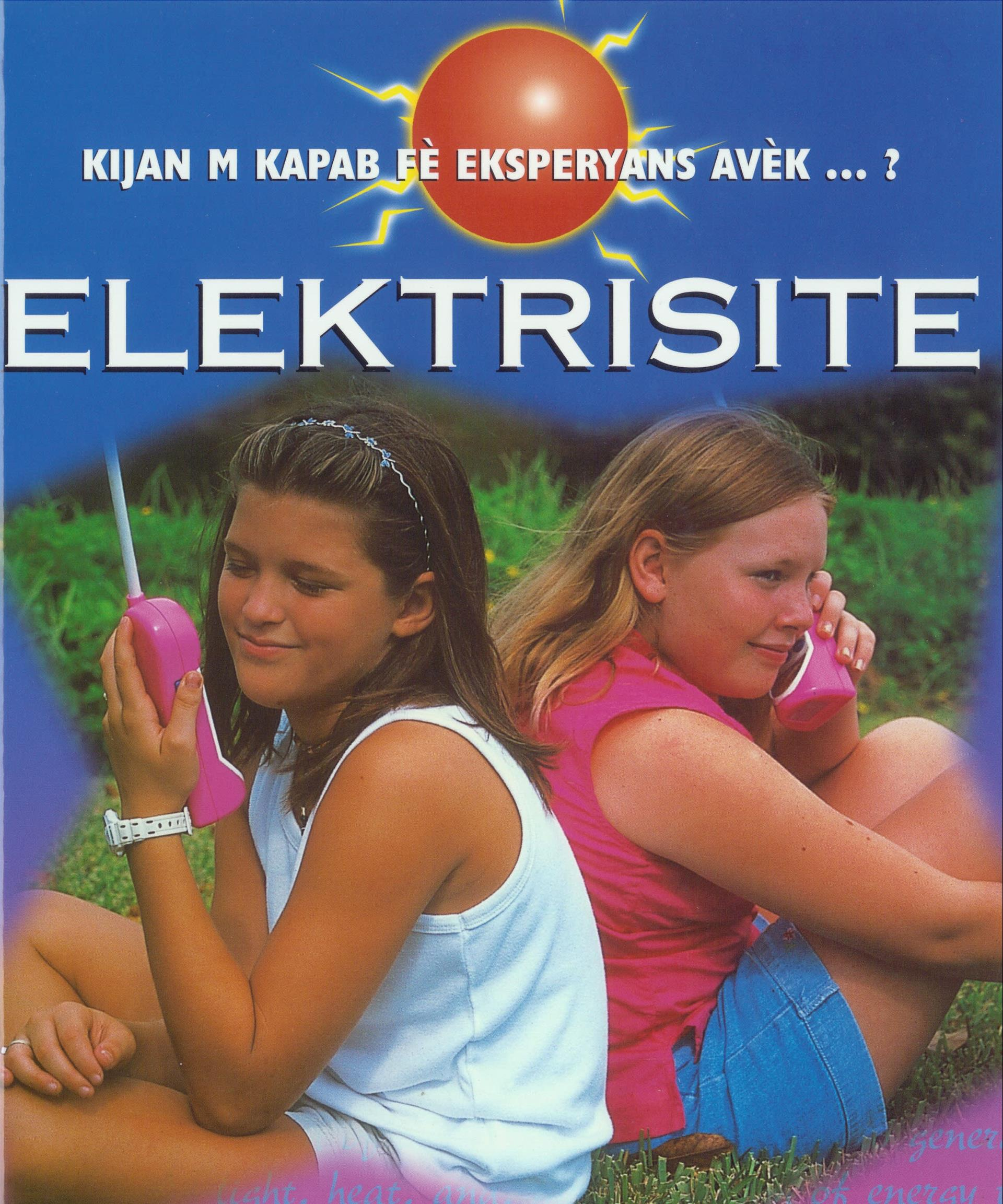 Elektrisite
