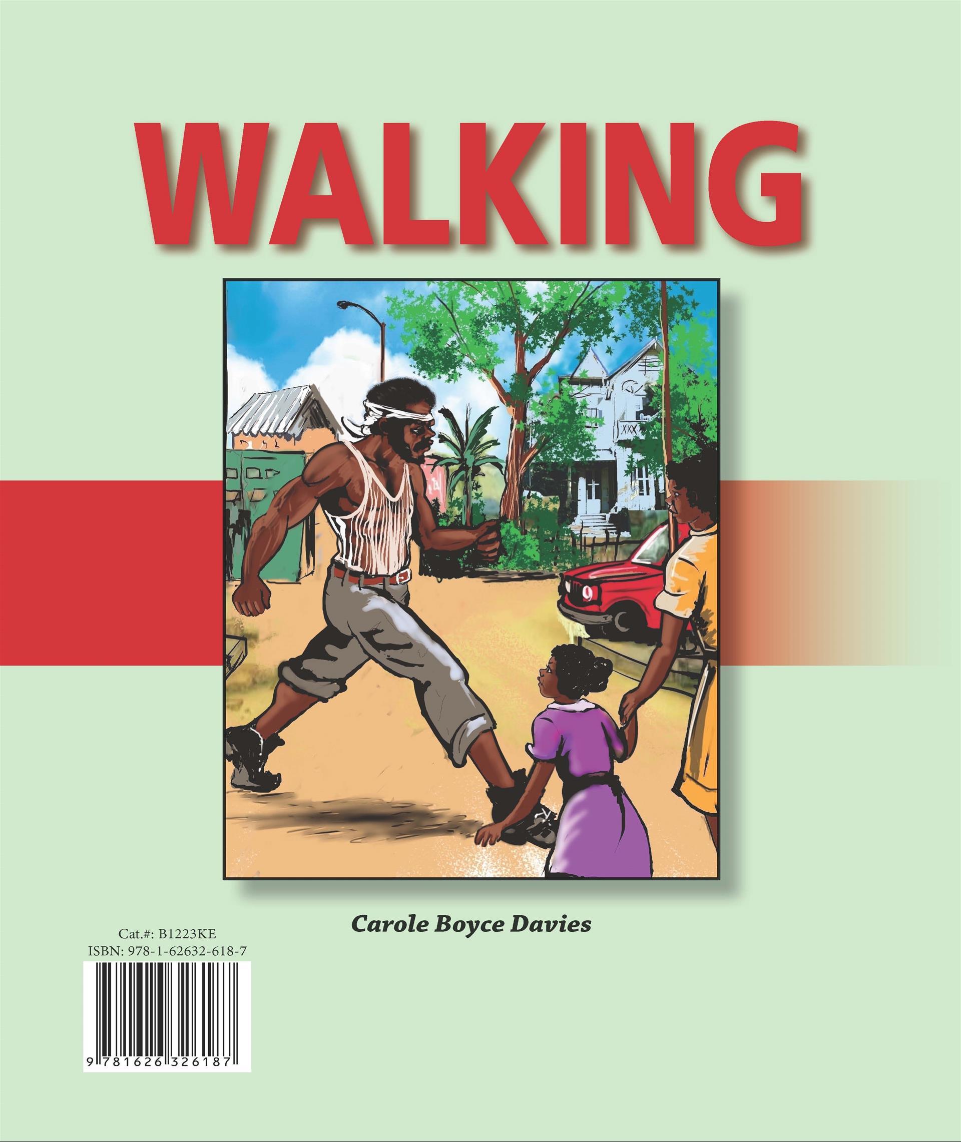 Walking  /  Ann Avan