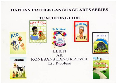 Teacher's Guide For Haitian Creole Language Art Series