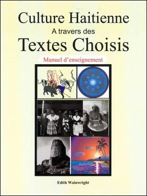 Culture Haïtienne à travers des textes choisis