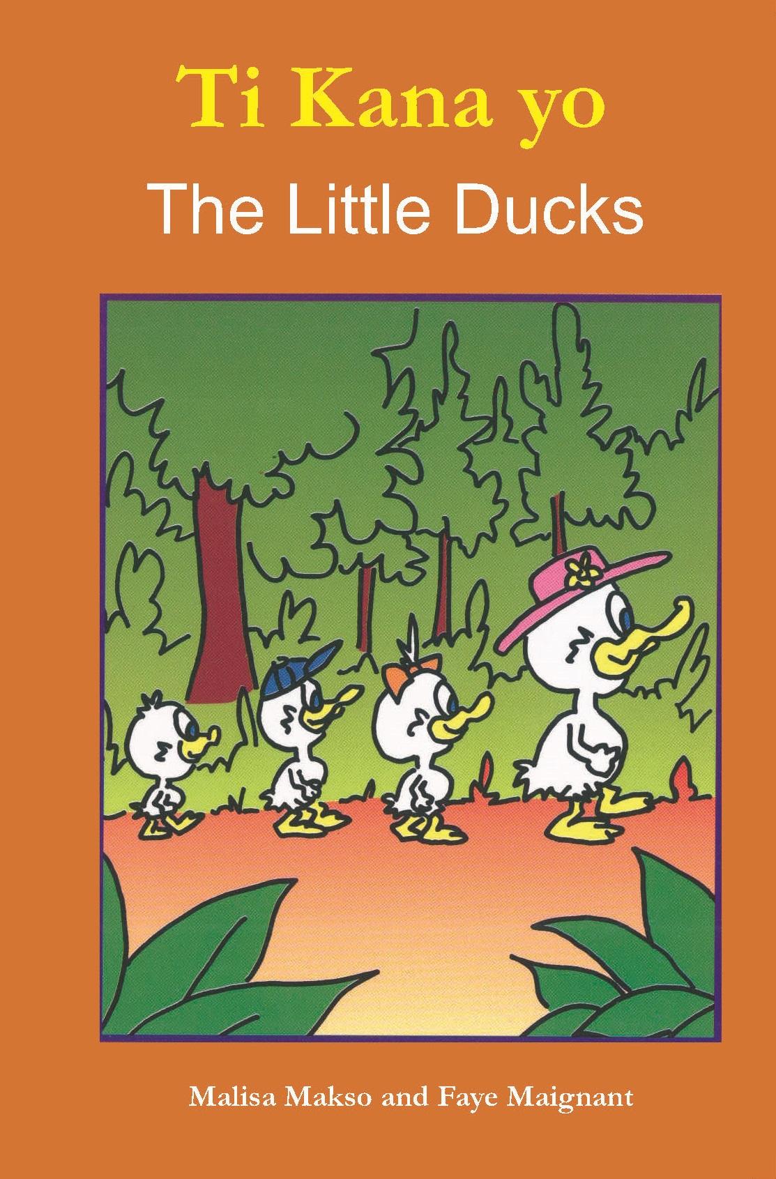 Ti kana yo / Little Ducks