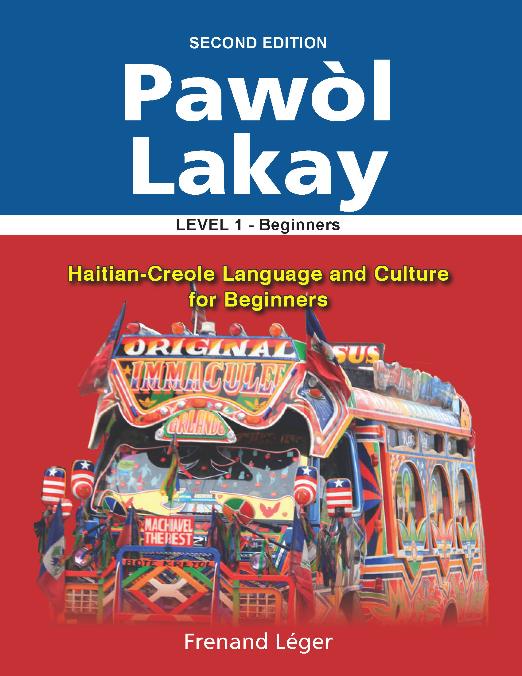 Pawòl Lakay Level 1 (E-book)