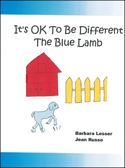 It's OK to be Different: The Blue Lamb