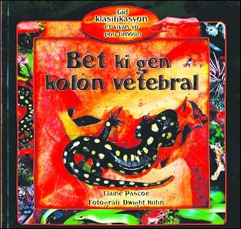 Bèt ki gen kolòn vètebral / Animals with Backbones