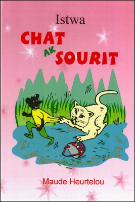 Istwa Chat Ak Sourit (Big Book) in color