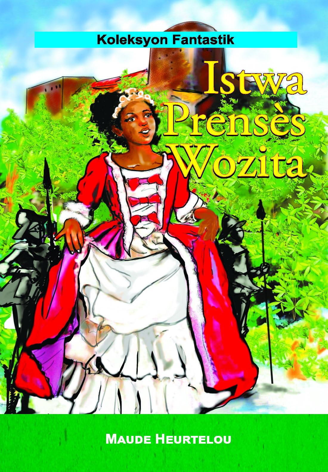 Istwa Prensès Wozita (Big Book)