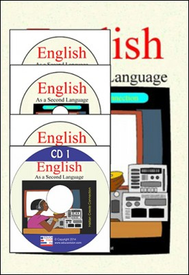 English as a Second Language (Book & CD)