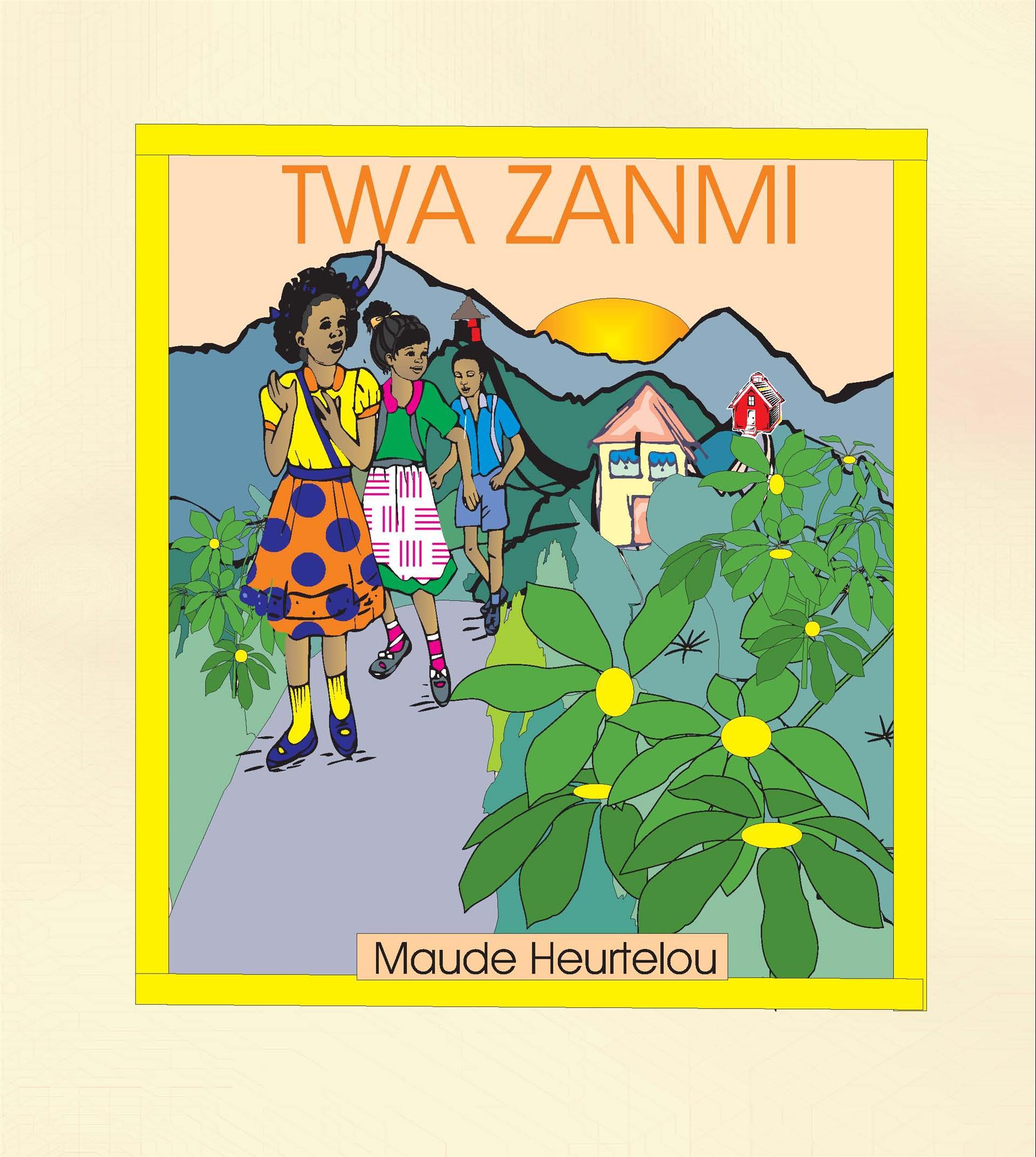 Twa Zanmi / Three Friends CD only