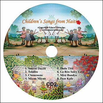 Children Songs On Compact Disk