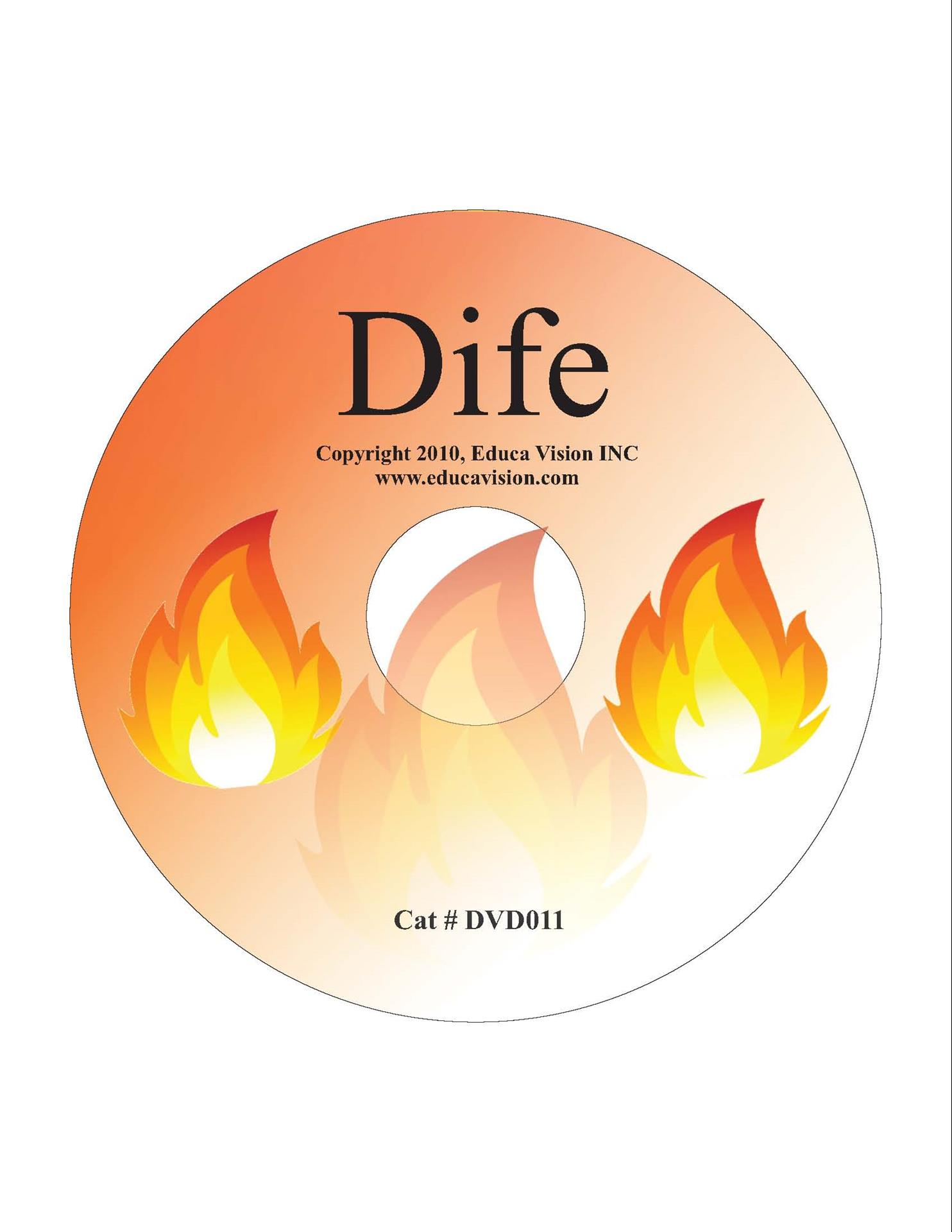 Dife (About Fire) A DVD Puppet Show, in Haitian Creole