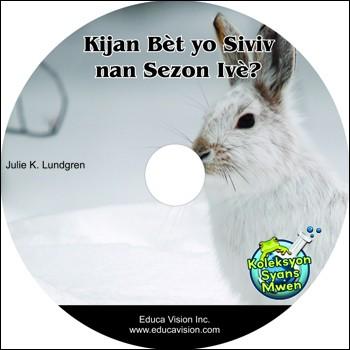 Interactive ebook: Kijan Bèt yo Siviv nan Sezon Ivè?