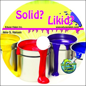 Interactive ebook: Solid? Likid?