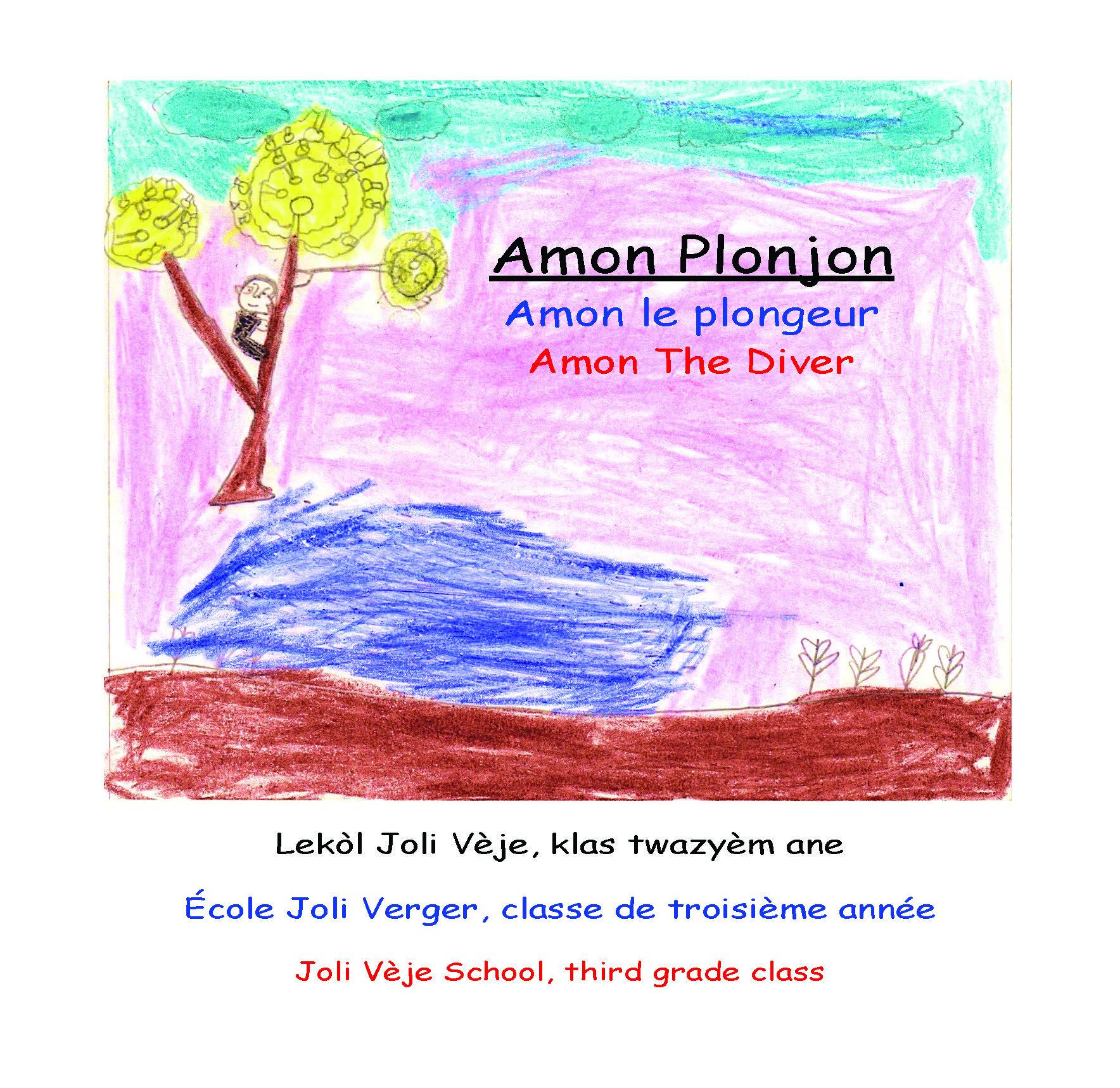 Amon plonjon / Amon the diver