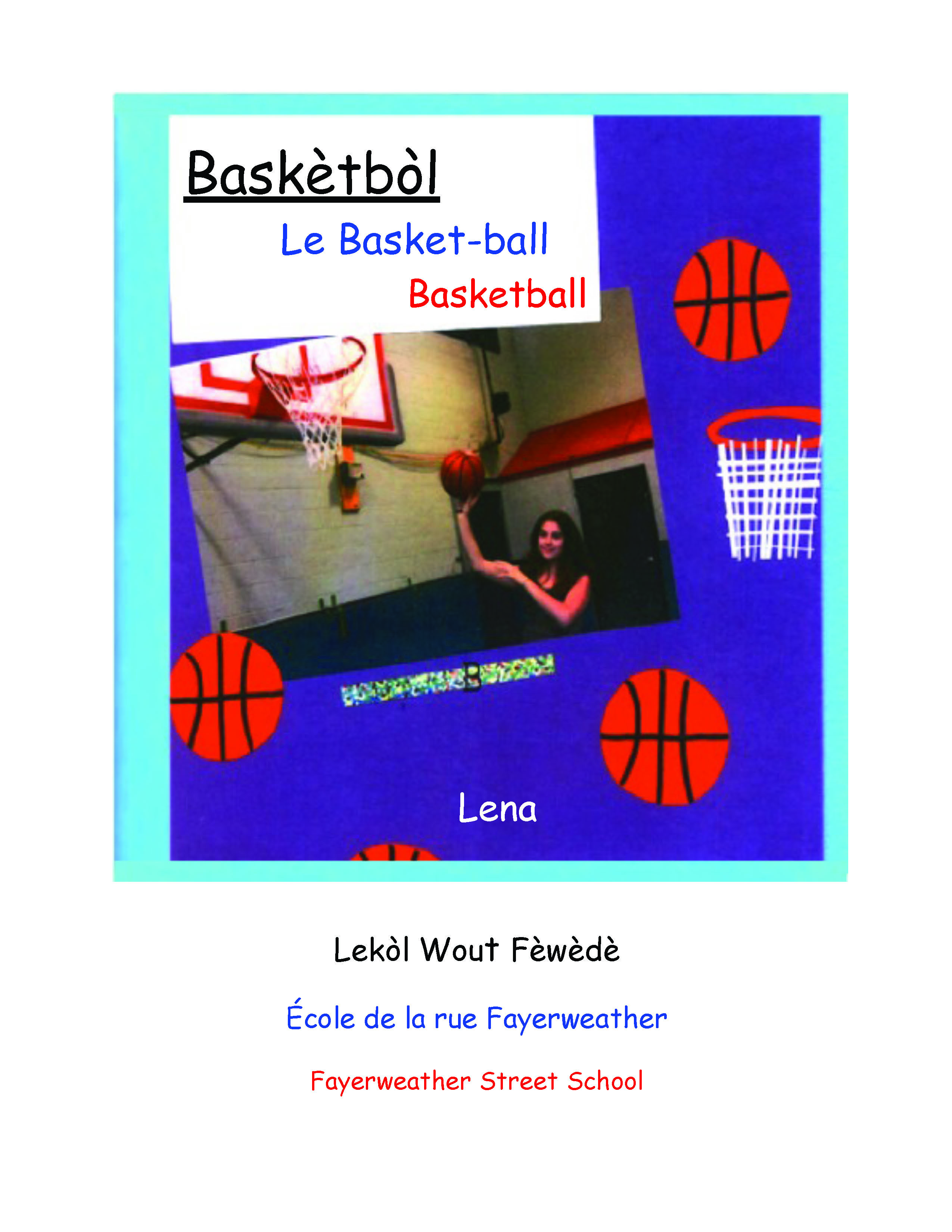 Baskètbòl / Basketball