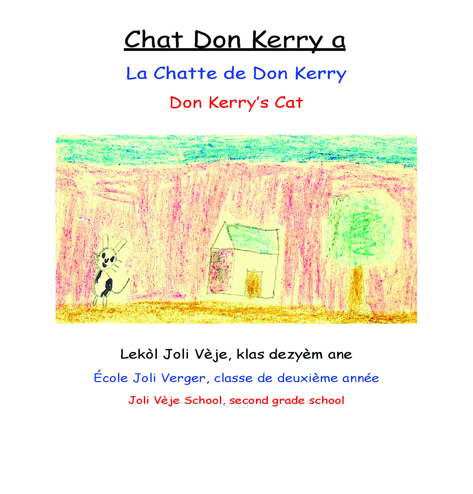 Chat Don Kerry a / Don Kerry's Cat