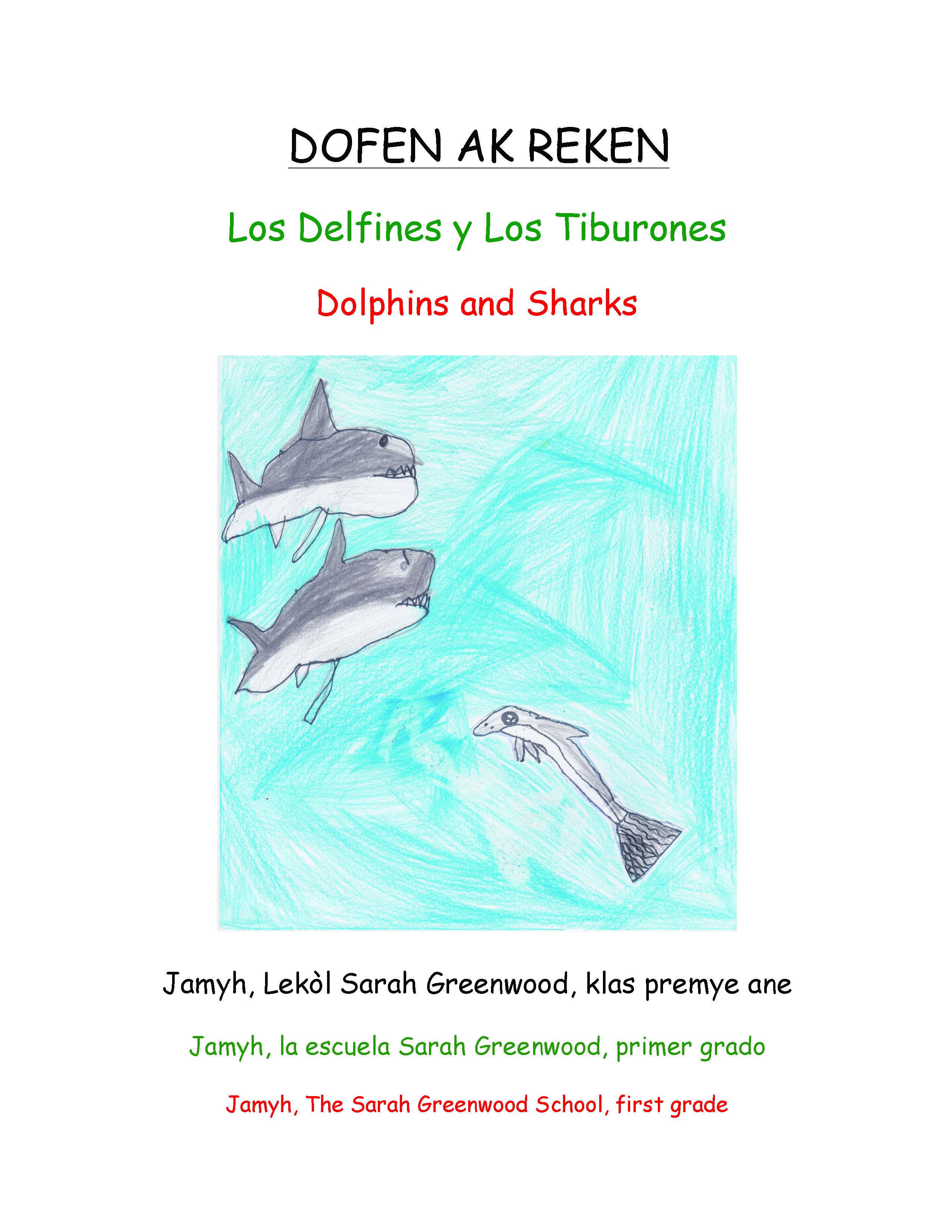 DOFEN AK REKEN / Dolphins and Sharks