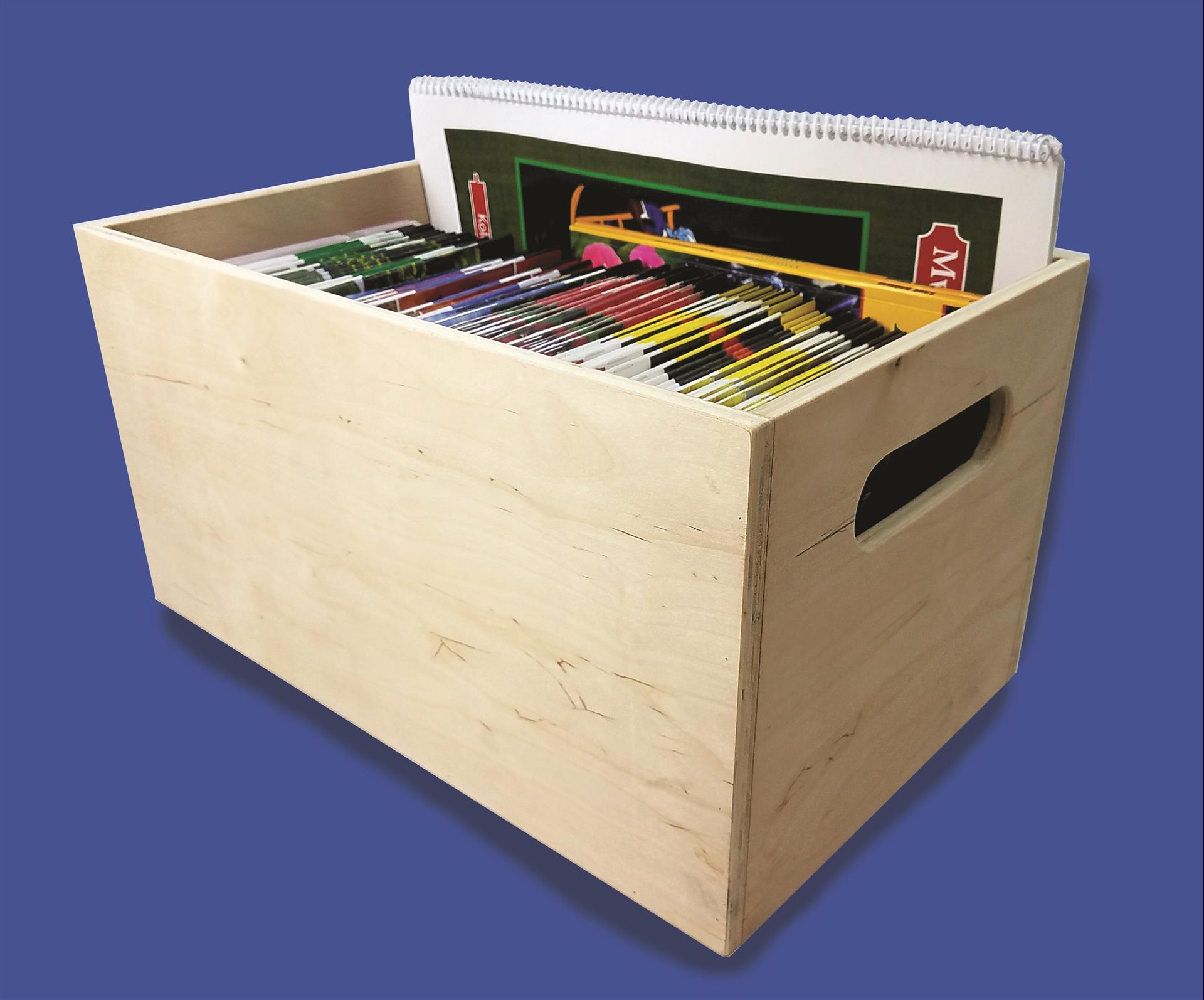 Portable Library for K-5 / Bibliyotèk mobil K-5