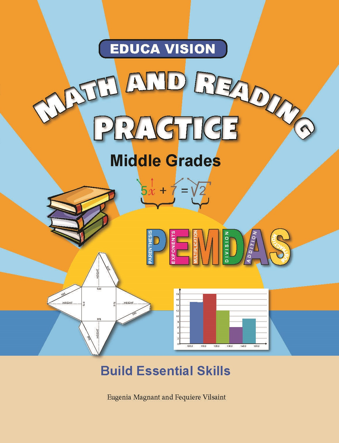 Math and Reading PRACTICE Middle Grades