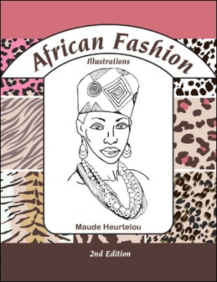 African Fashion Illustrations