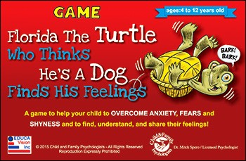 Florida The Turtle Who Thinks He's A Dog Finds His Feelings (The Game)